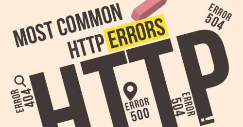 Custom Http Error Codes